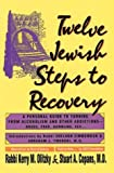 img - for Twelve Jewish Steps to Recovery: A Personal Guide to Turning from Alcoholism and Other Addictions (Twelve Step Recovery) by Copans, Stuart, Zimmerman, Sheldon, Olitzky, Kerry M. (1991) Paperback book / textbook / text book