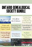 img - for Ontario Genealogical Society Bundle: A Better Place / A Call to the Colours / Conserving, Preserving, and Restoring Your Heritage / Crime and Punishment ... Sacrifice (Genealogist's Reference Shelf) book / textbook / text book