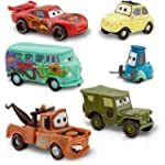 Disney Pixar Cars 2 Pit Crew 6 Pack o...