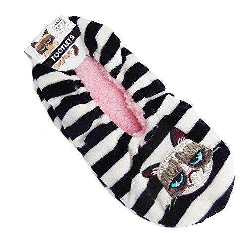 love-to-lounge-zapatillas-de-estar-por-casa-de-poliester-para-mujer-color-blanco-talla-39-41