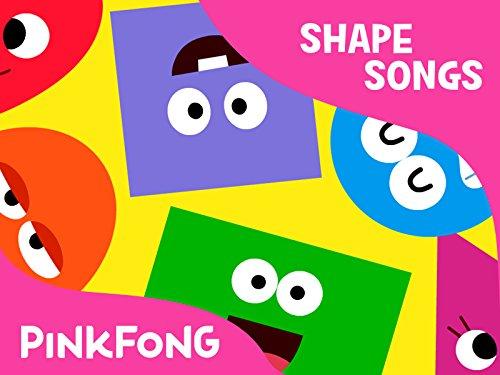 Pinkfong! Shape Songs - Season 1
