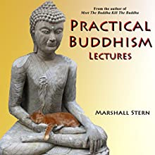 Practical Buddhism Lectures Audiobook by Marshall Stern Narrated by Marshall Stern