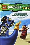 Lego Ninjago Masters of Spinjitzu, Tome 1 : L'ascension des serpents