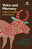 img - for Voice and Memory: Indigenous Imagination and Expression book / textbook / text book