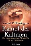 Kampf der Kulturen. (3442151902) by Samuel P. Huntington