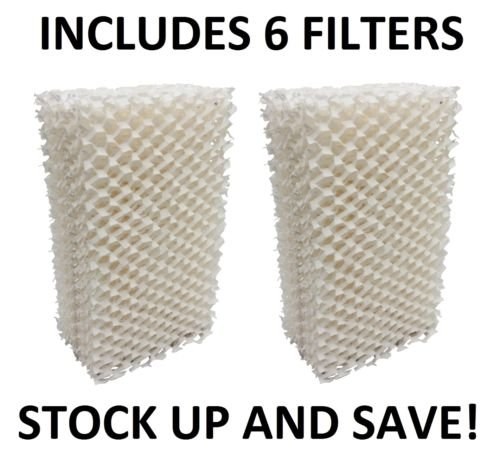 PartsBlast Humidifier Filter for Select Kenmore 758. HDC Series - 6 Pack (Humidifier Filter Kenmore 758 compare prices)
