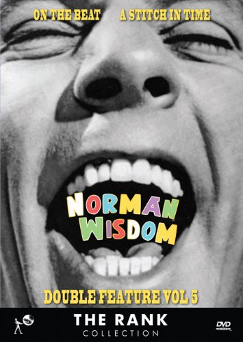 Norman Wisdom Double Feature Vol 5: One The Beat & A Stitch In Time