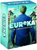 A Town Called Eureka - Season 1-5 [Import anglais]