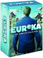 A Town Called Eureka - Season 1-5 [Import anglais]
