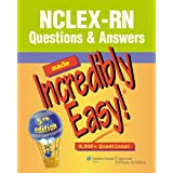 NCLEX-RN Questions & Answers Made Incredibly Easy!: 6,500+ Questions! price comparison at Flipkart, Amazon, Crossword, Uread, Bookadda, Landmark, Homeshop18