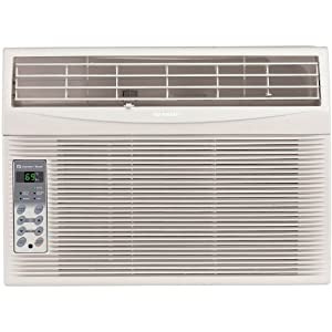 Sharp Electronics AFS100RX 10,000 BTU 115-Volt Window-Mounted Air Conditioner with Rest Easy Remote Control from Sharp