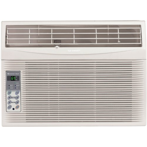 Best Price! Sharp Electronics AFS100RX 10,000 BTU 115-Volt Window-Mounted Air Conditioner with Rest ...