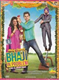 Bhaji in Problem Punjabi DVD (Punjabi/Indian/Film/Movie/2013/2014)(Gippy Grewal,Gurpreet Ghuggi,Akshay Kumar,Neeru Bajwa)