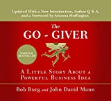 img - for The Go-Giver: A Little Story About a Powerful Business Idea book / textbook / text book