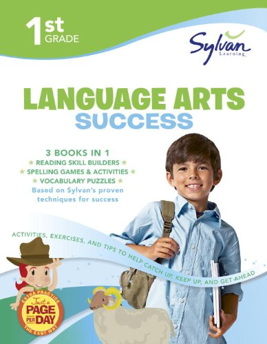 1st Grade Language Arts Success: Activities, Exercises, and Tips to Help Catch Up, Keep Up, and Get Ahead (Sylvan Language Arts Super Workbooks) (I Really Dont Ca compare prices)