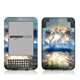 Kindle Keyboard Skin - Bayou Sunset - High quality precision engineered removable adhesive vinyl skin for the 3G + Wi-Fi 6