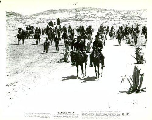 Pancho Villa Film Still