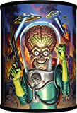 Lamp-In-A-Box Mars Attacks City in Ruins Table Lamp