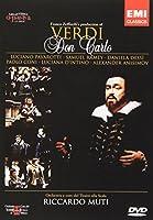 Verdi - Don Carlos / Pavarotti, Ramey, Dessi, Muti (Teatro alla Scala)