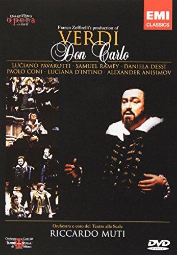 Verdi:Don Carlo [DVD] [2004]