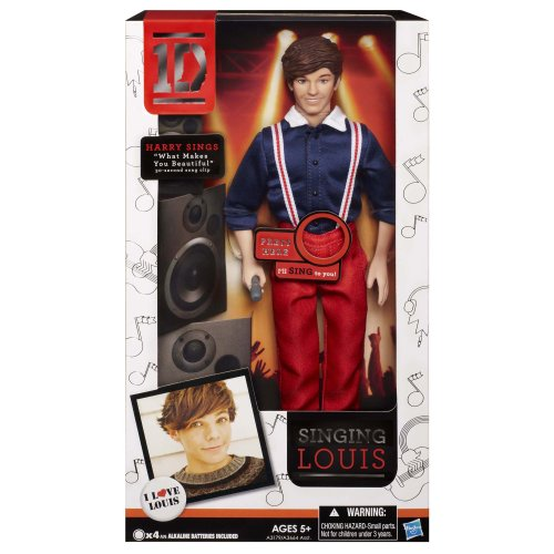 Imagen de Una Singing Dolls Dirección Collection, Louis
