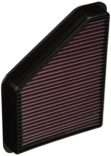 K&N 33-2439 High Performance Replacement Air Filter