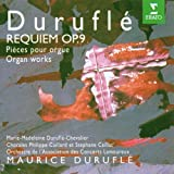echange, troc Marie-Madeleine Duruflé-Chevalier & Philippe Caillard & Stephane Caillat & Maurice Duruflé - Requiem / Oeuvres pour orgue