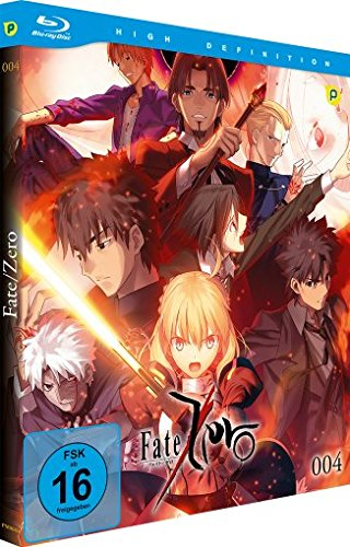 Fate/Zero, Blu-ray - Volume 4
