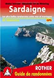 echange, troc Walter Iwersen, Elisabeth Van de Wetering - Sardaigne : 63 randonnées choisies sur le littoral en montagne