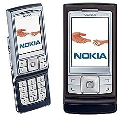 Nokia 6270 Mobile, slide - Dark Brown/Black, Genuine Product