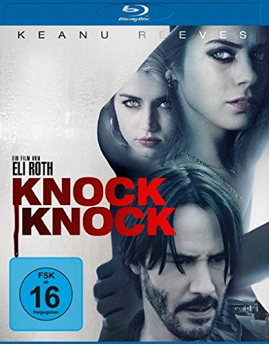Knock Knock [Blu-ray]