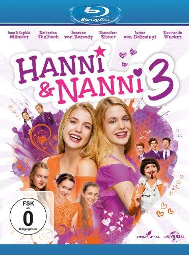 Hanni & Nanni 3 [Blu-ray]