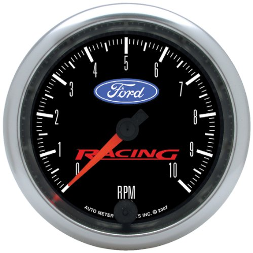 R Digital LCD engine hour meter tachometer Tach gauge for race bikes Black tach TOOGOO