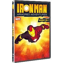 Iron Man: Armored Adventures Season 2 Vol 1