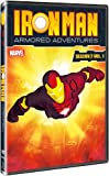 Iron Man: Armored Adventures Season 2 Vol 1 [DVD] [Region 1] [US Import] [NTSC]