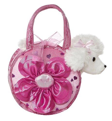 Aurora World Big Flower Toy Pet Carrier Plush