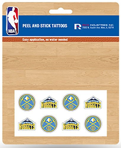 Rico Tattoos - Denver Nuggets