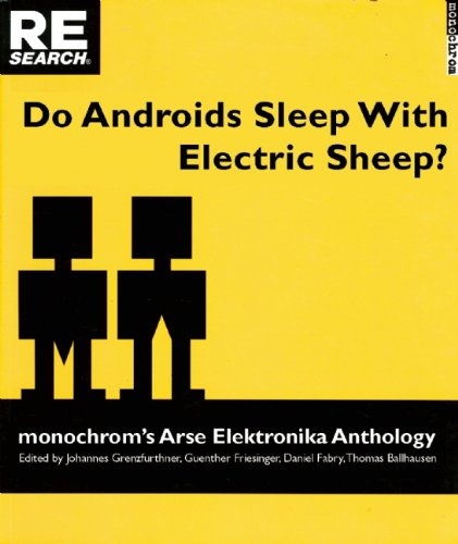 Do Androids Sleep with Electric Sheep?: Critical Perspectives on Sexuality and Pornography in Science and Science Fictio
