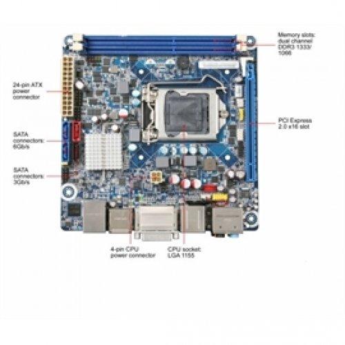 Boxdh67cfb3 Mini-Itx Ddr3-1333 915091