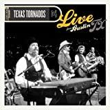 TEXAS TORNADOS-LIVE FROM AUSTIN TX (CD+DVD)