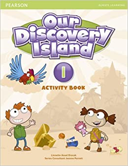 Our Discovery Island Level 1 Activity Book and CD-ROM