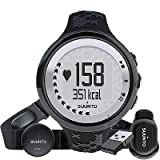 Suunto M5 Heart Rate Monitor with Movestick (Black/Silver)