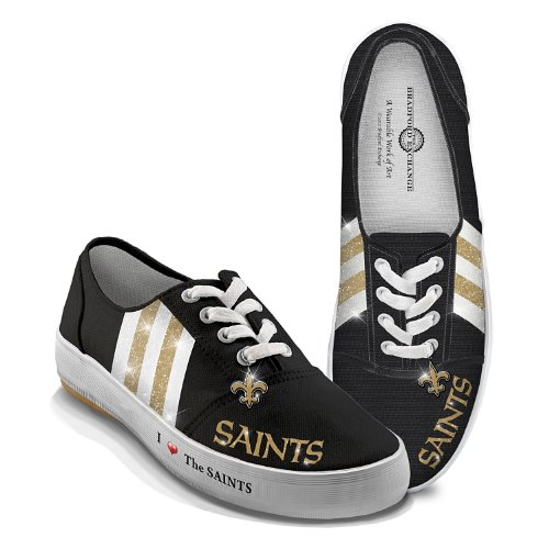 New Orleans Saints Running Shoes