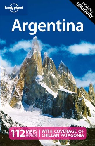 Lonely Planet Argentina (Country Guide) (Country Travel Guide)