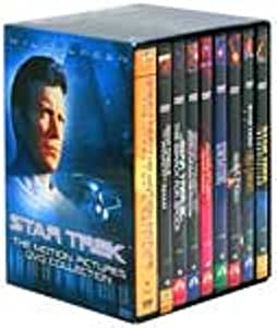 Star Trek - The Motion Pictures DVD Collection [Import USA Zone 1]