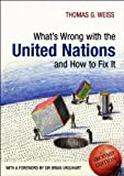 Whats Wrong with the United Nations and How to Fix it