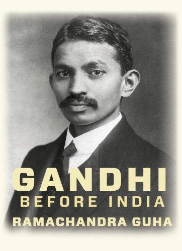 Gandhi Before India