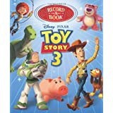 Toy Story 3 Record-A-Book ~ DisneyPixar Toy Story