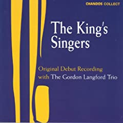 King's Singers (The): Original Debut Recording
