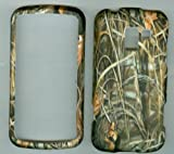 51Uu6XjbFAL. SL160  Camo Grass Duck Hunting Rubberized Phone Cover Case 4 Lg Optimus Zip L75c Straight Talk Net10 Tracfone / Lg Optimus Q Gelato